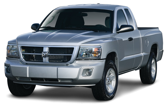 2008 Dodge Dakota #11