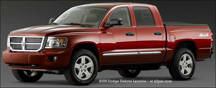 2008 Dodge Dakota #15