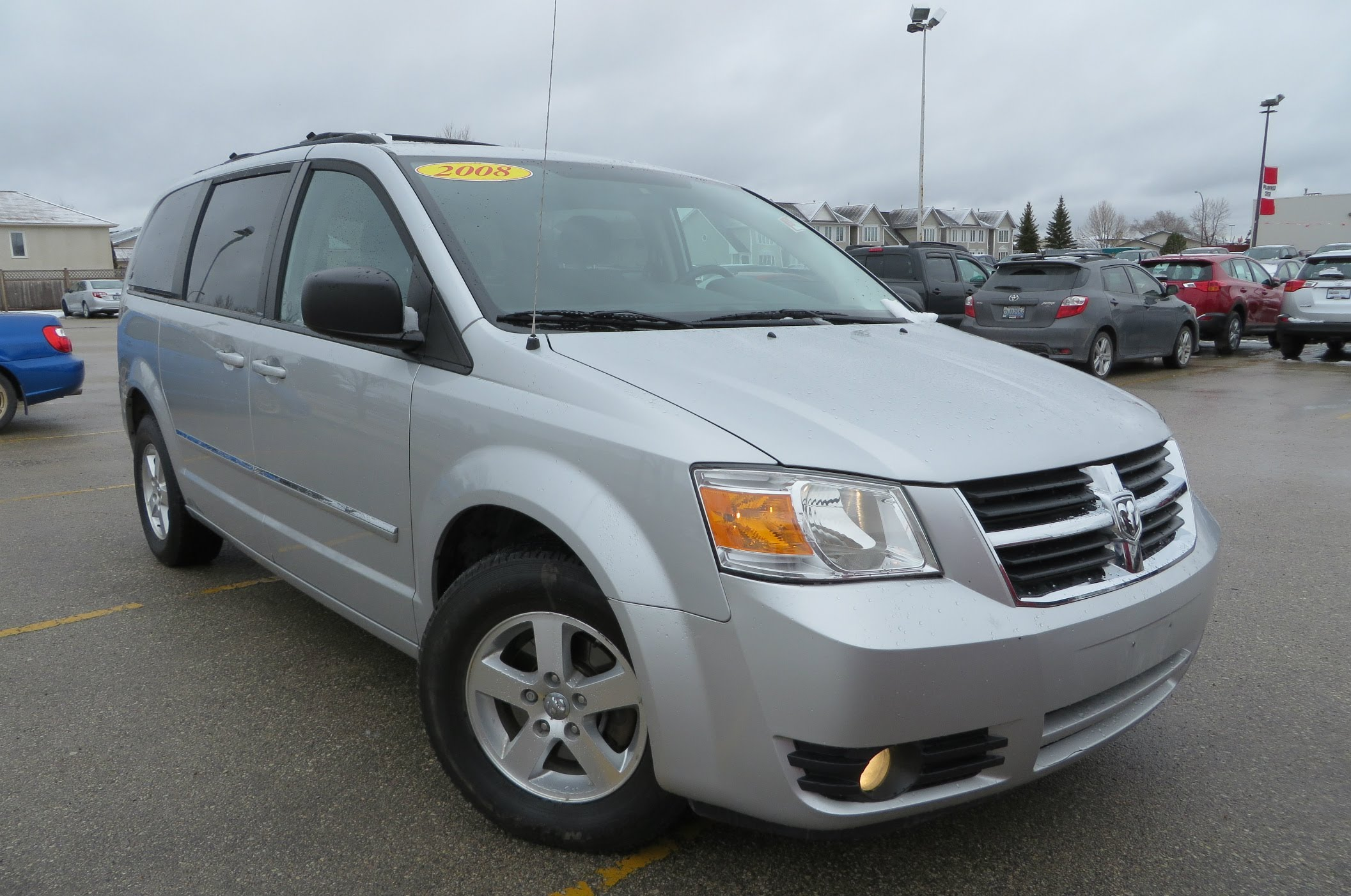 2008 Dodge Grand Caravan Photos Informations Articles Bestcarmag Com