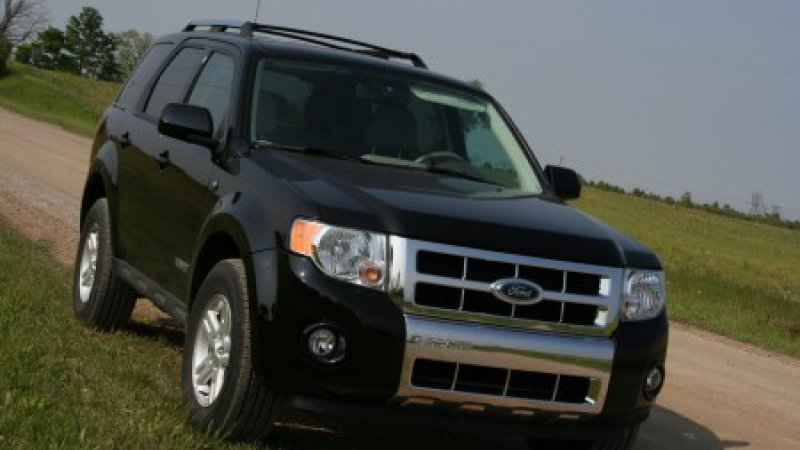2008 Ford Escape Hybrid #18