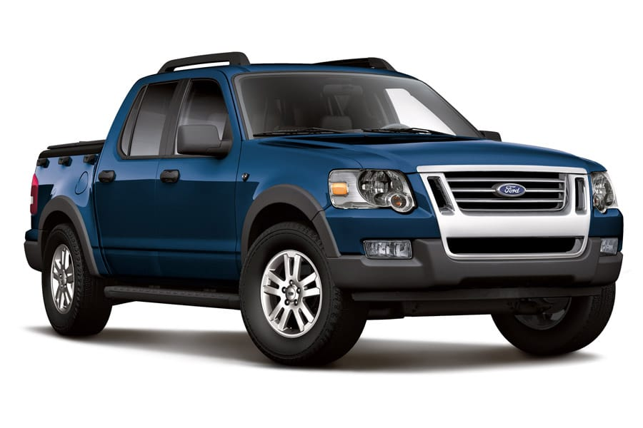 2008 Ford Explorer Sport Trac #19
