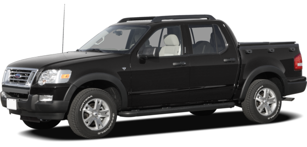 2008 Ford Explorer Sport Trac 22