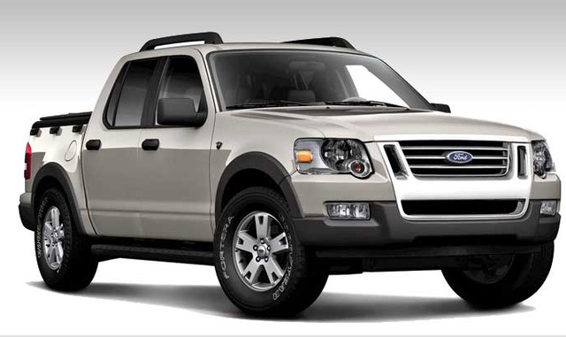 2008 Ford Explorer Sport Trac #18