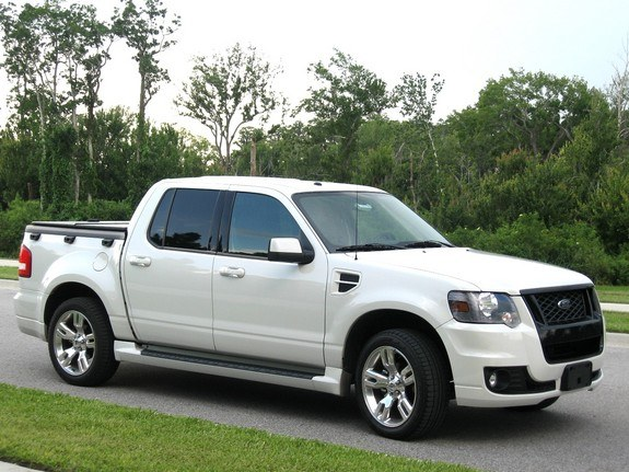 2008 ford explorer sport trac photos informations articles. Black Bedroom Furniture Sets. Home Design Ideas