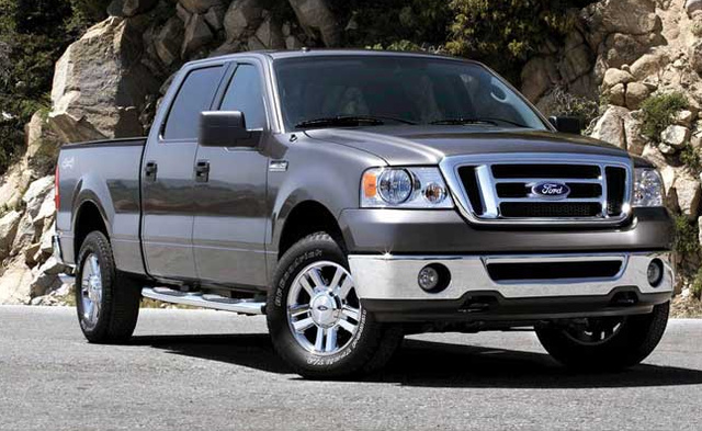 2008 Ford F-150 #12