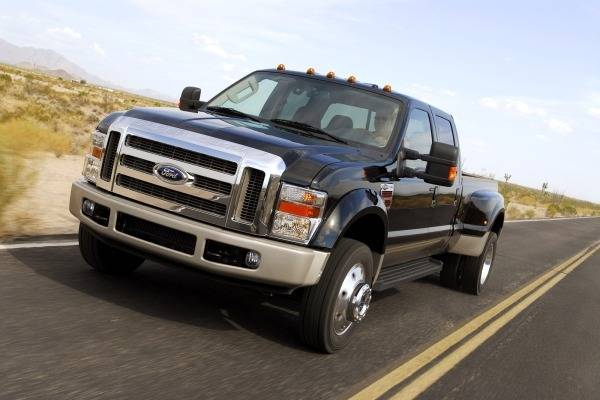 2008 Ford F-450 #19