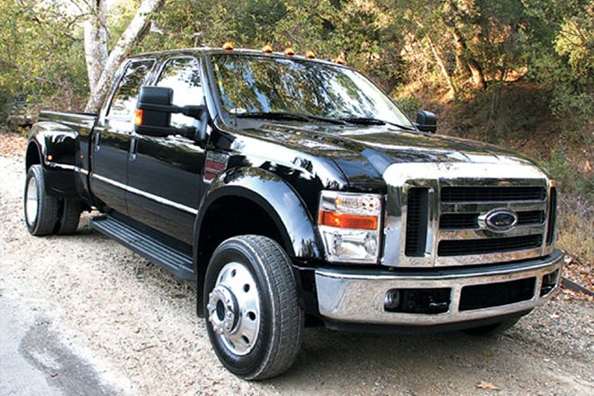 2008 Ford F-450 #17