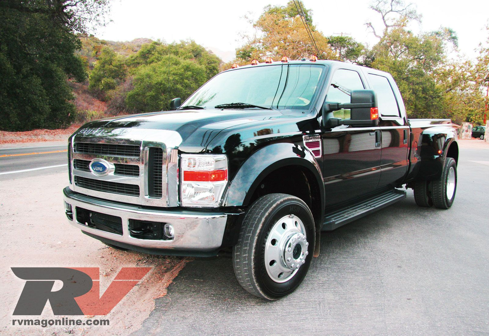 2008 Ford F-450 #20