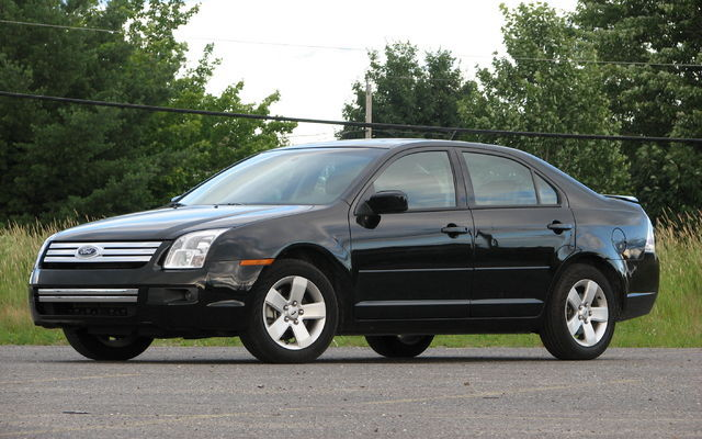 2008 Ford Fusion #19