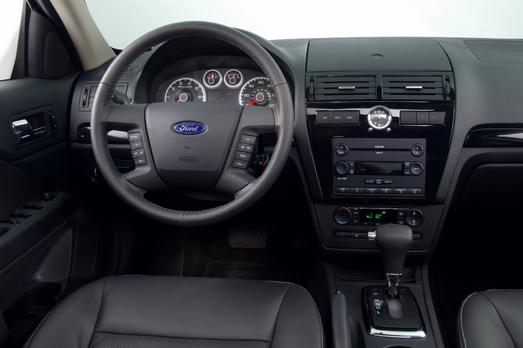 2008 Ford Fusion #18