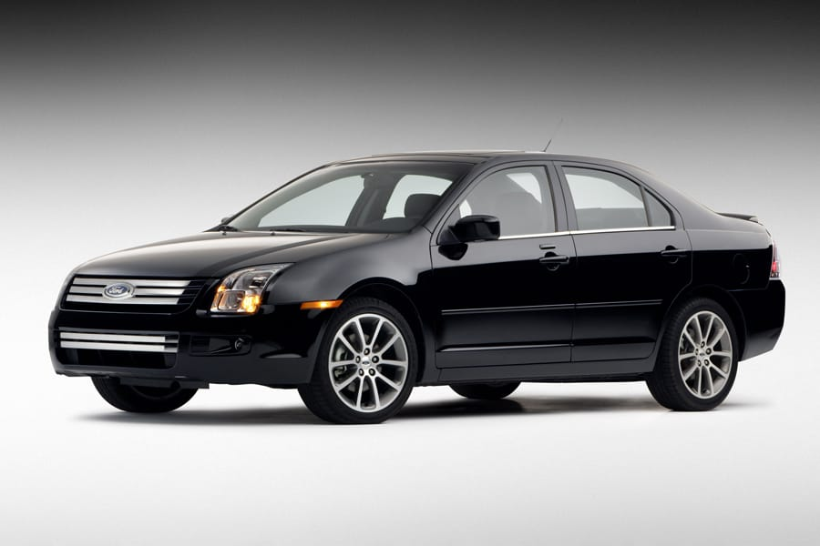 2008 Ford Fusion #16