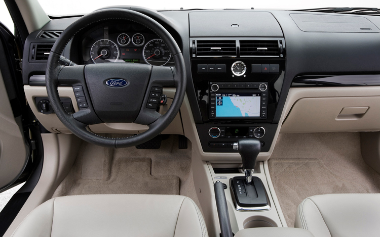 2008 Ford Fusion #17