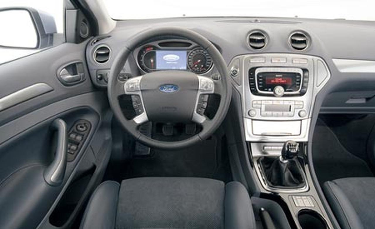 2008 Ford Mondeo #18