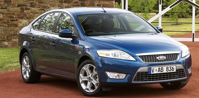 2008 Ford Mondeo #16