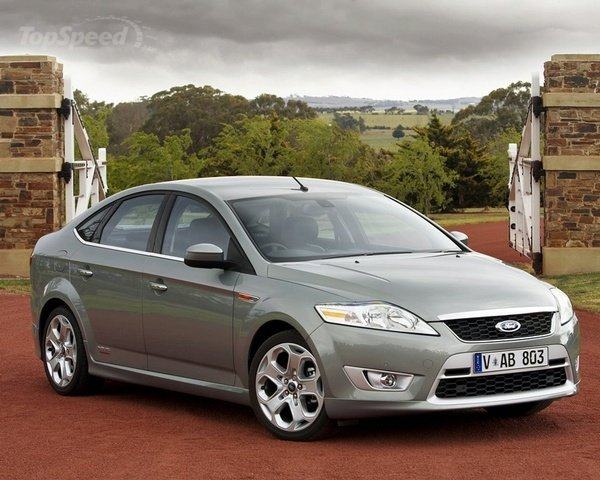 2008 Ford Mondeo #17