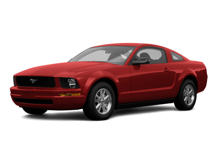 2008 Ford Mustang #14