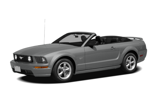 2008 Ford Mustang #13