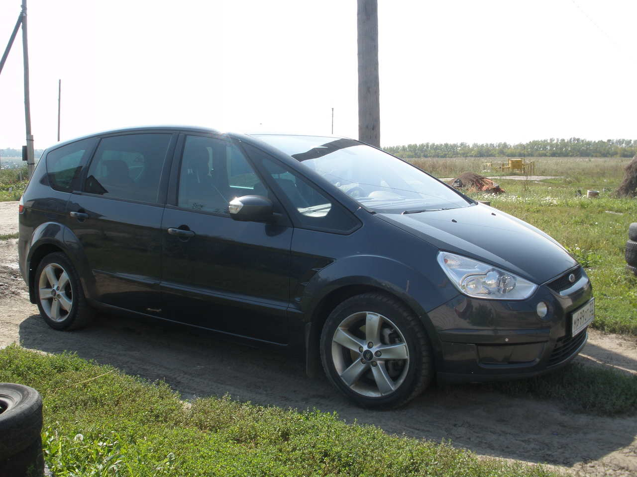 2008 Ford S-Max #19