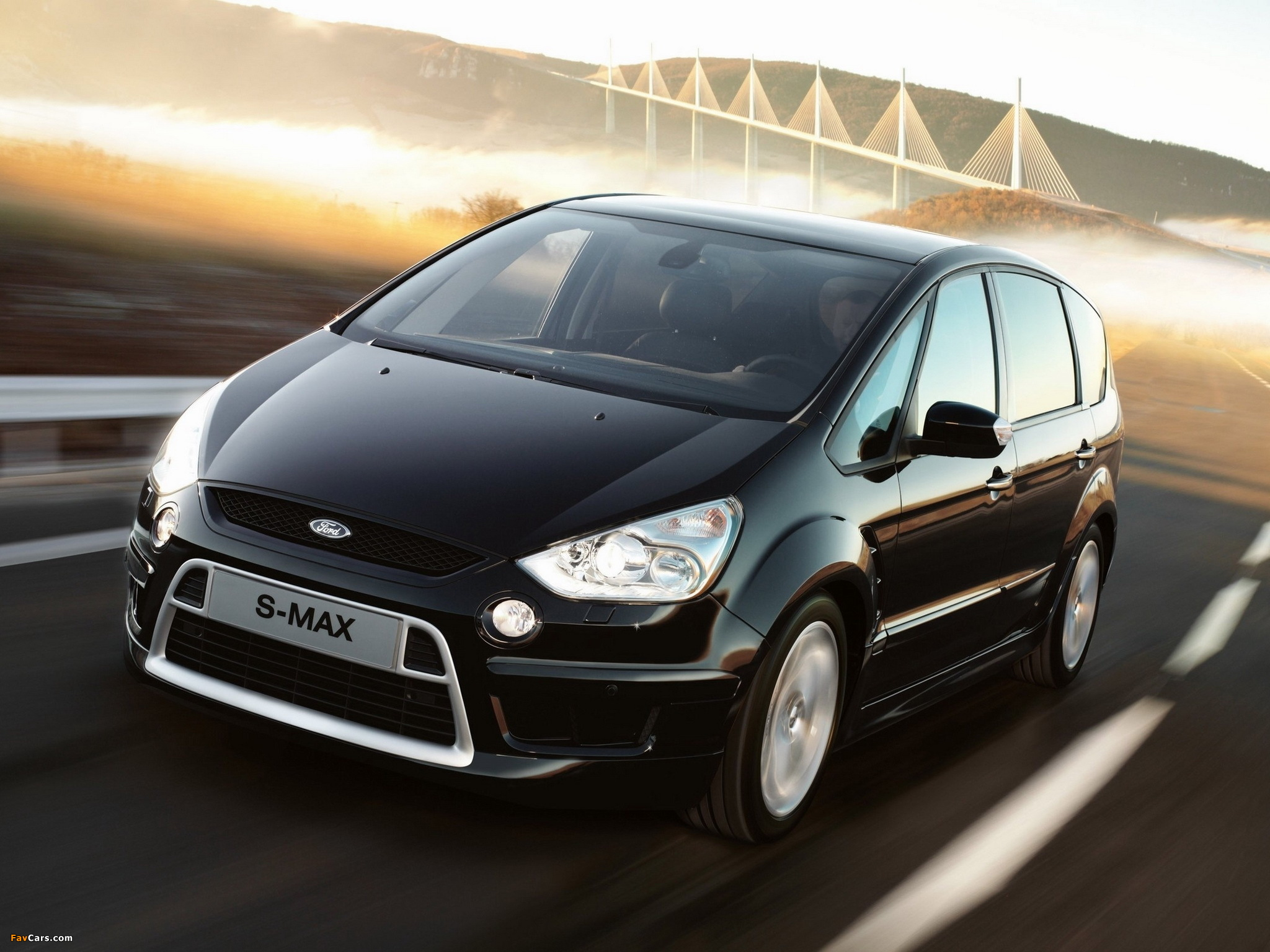 2008 Ford S-Max #21
