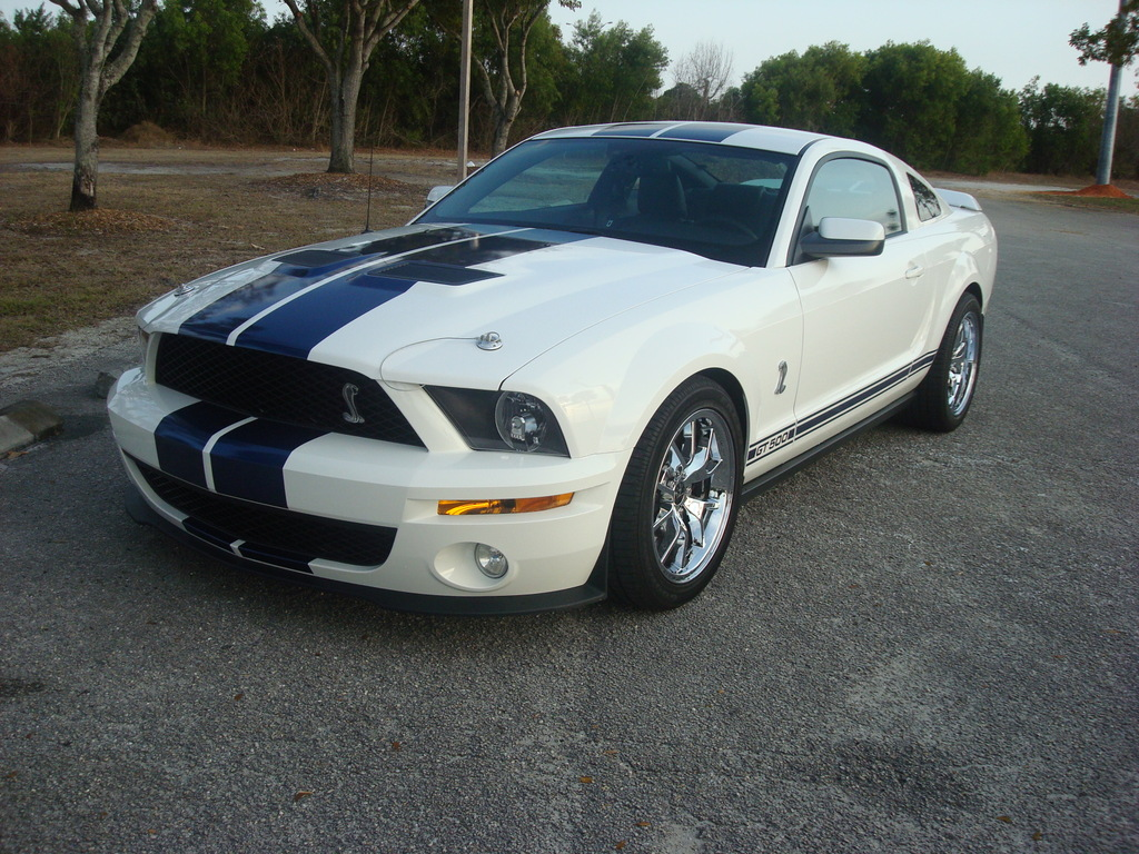 2008 Ford Shelby GT 500 #20