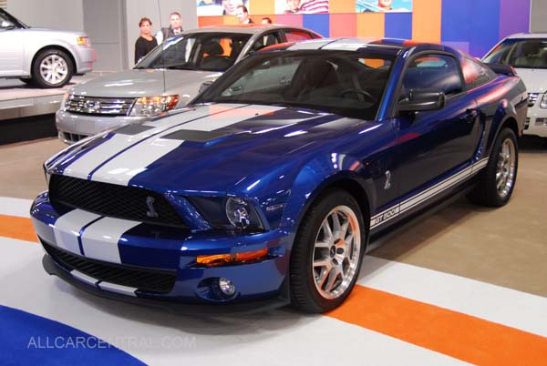 2008 Ford Shelby Gt500 #22