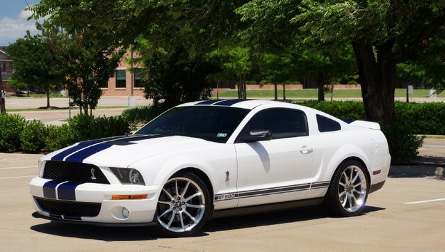 2008 Ford Shelby Gt500 #21