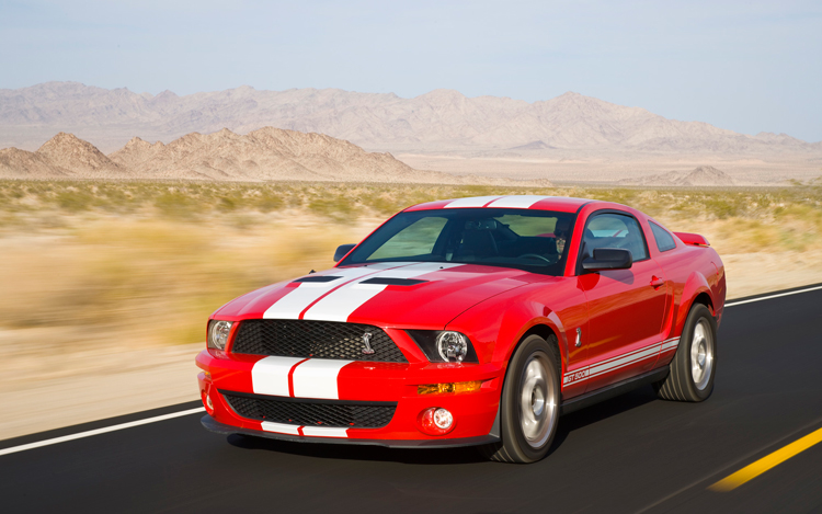 2008 Ford Shelby Gt500 #19