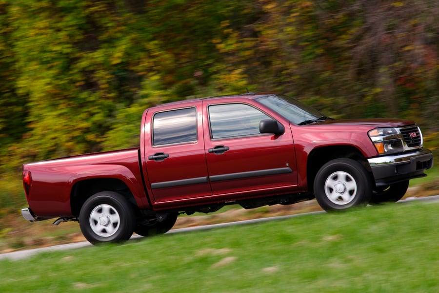 2008 GMC Canyon #16