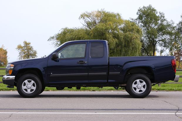 2008 GMC Canyon #14