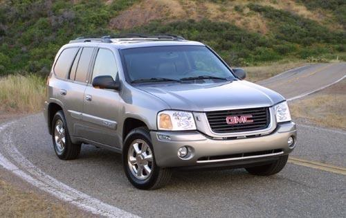 2008 gmc envoy photos informations articles bestcarmag com rh bestcarmag com 2008 GMC Envoy SLT 2008 GMC Envoy Interior