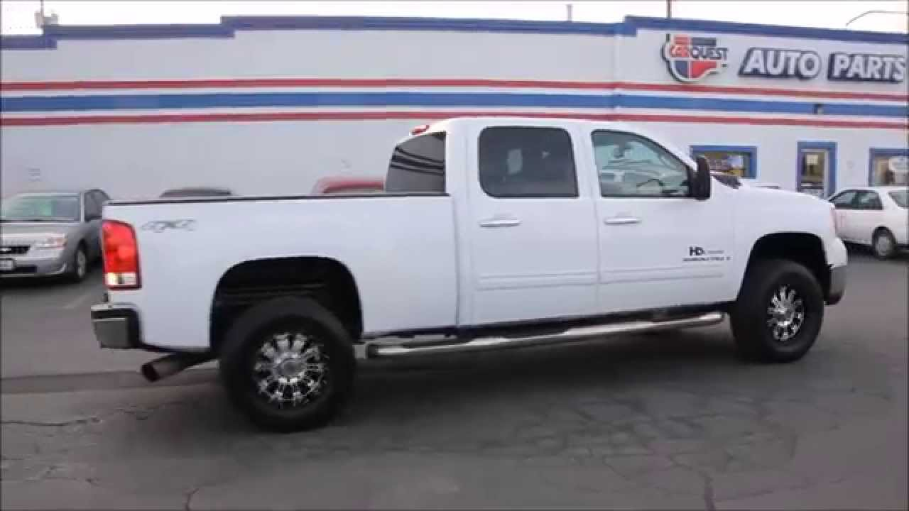 2008 GMC Sierra 2500hd #21