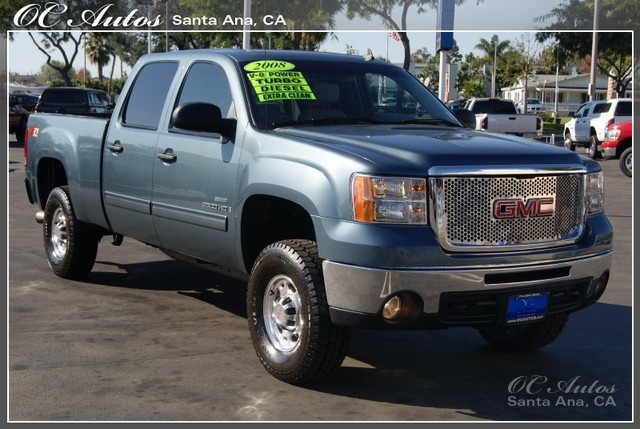 2008 GMC Sierra 2500hd #25