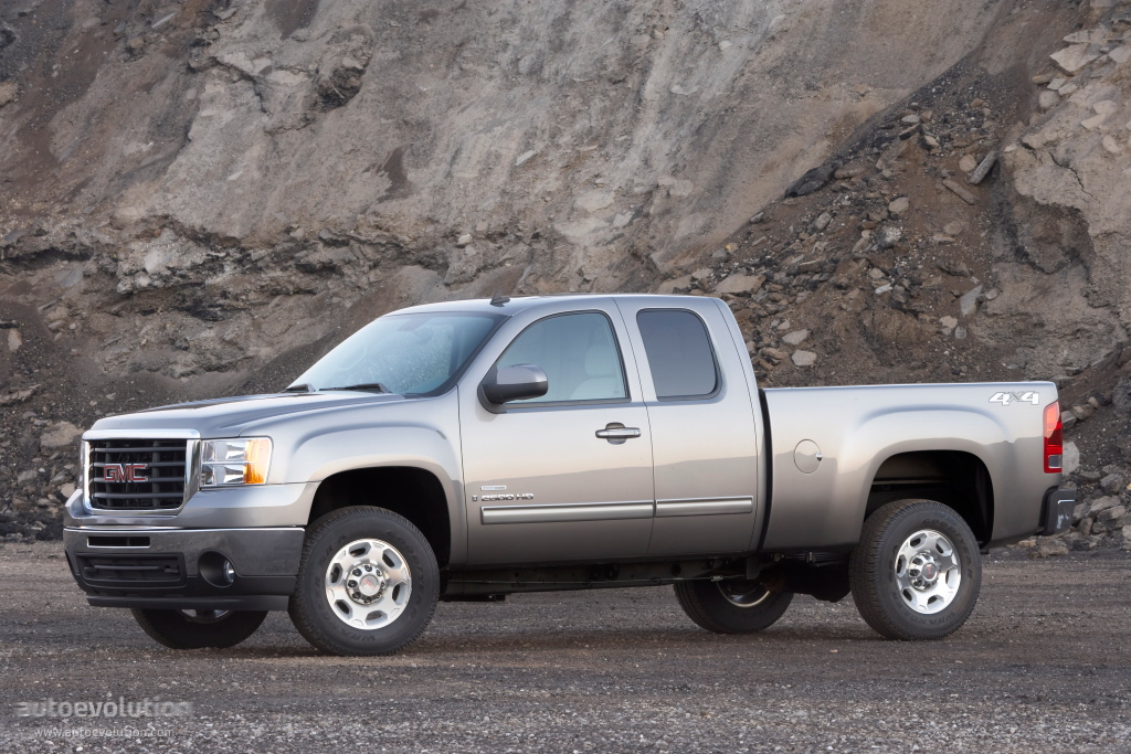 2008 GMC Sierra 2500hd #24