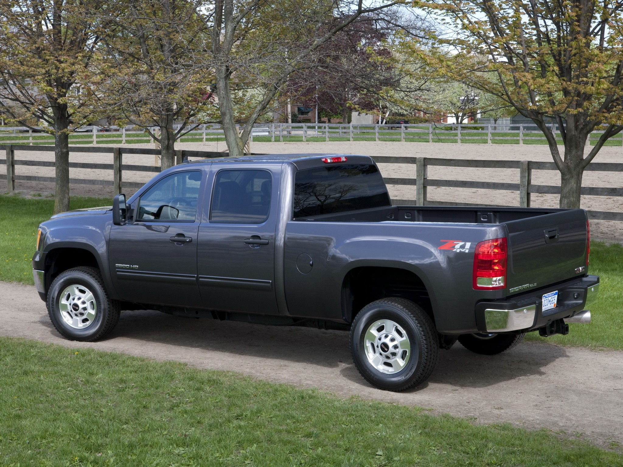 2008 GMC Sierra 2500hd #23