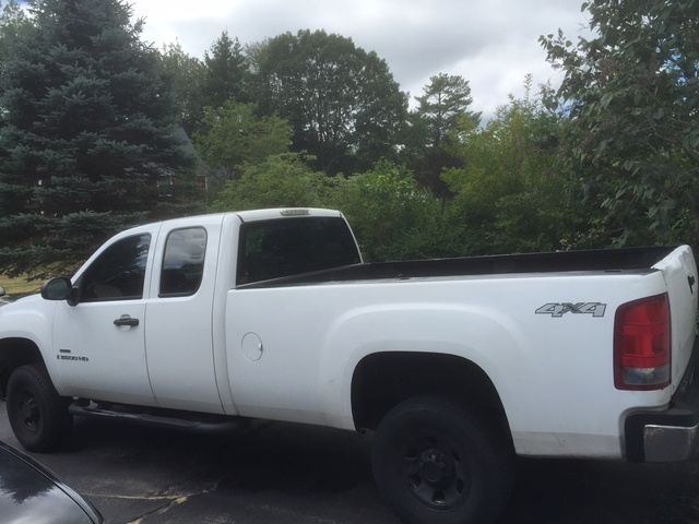 2008 GMC Sierra 3500hd #15