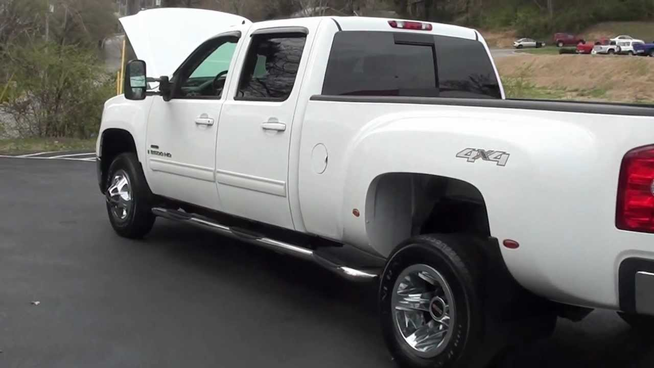 2008 Gmc Sierra 3500hd #14