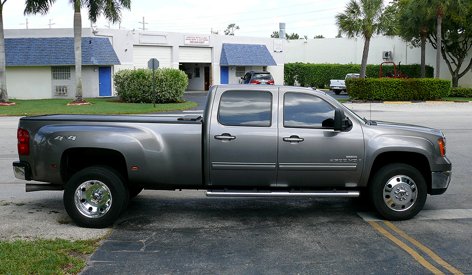 2008 GMC Sierra 3500hd #16