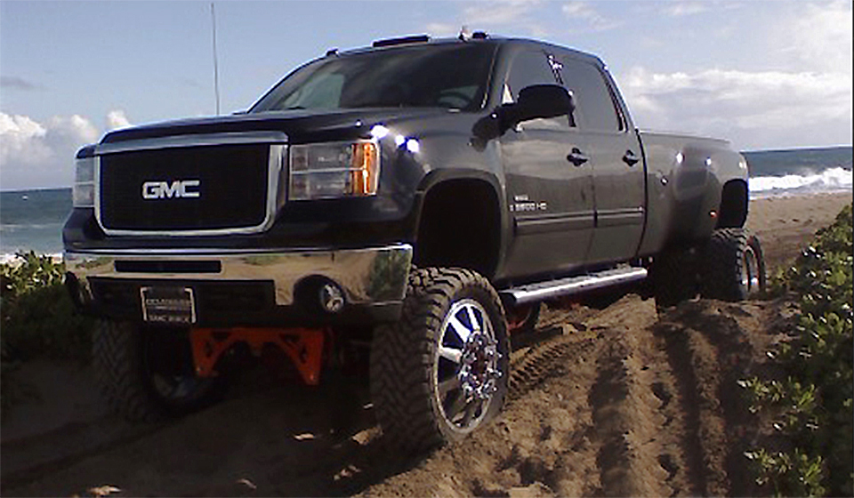 2008 GMC Sierra 3500hd #19