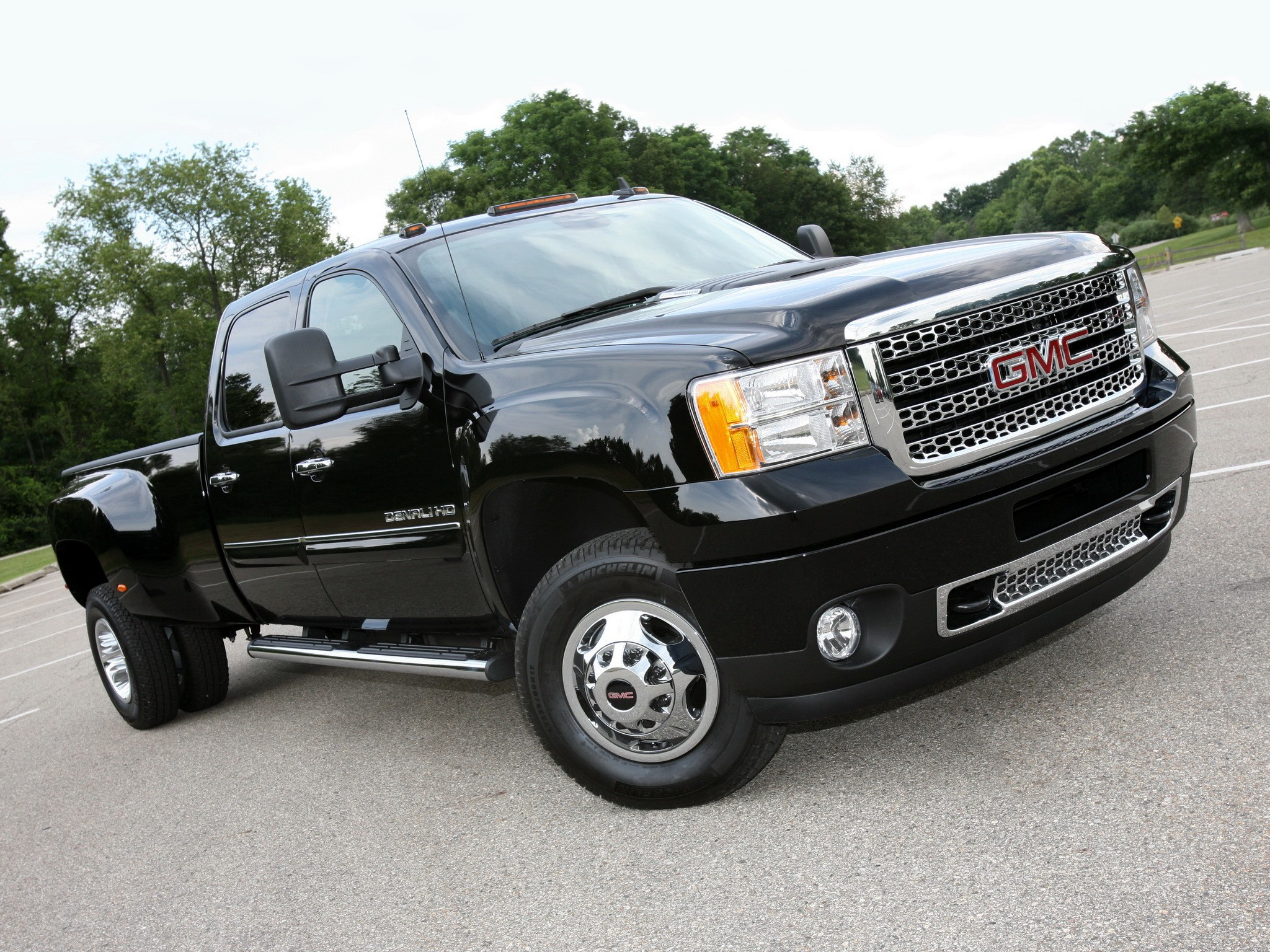 2008 GMC Sierra 3500hd #13