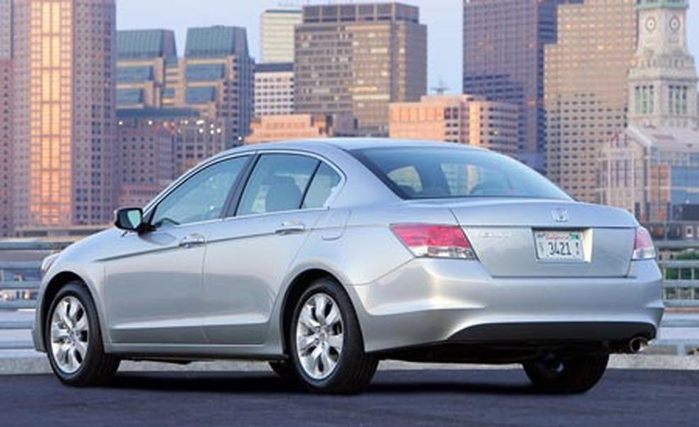 2008 Honda Accord #19