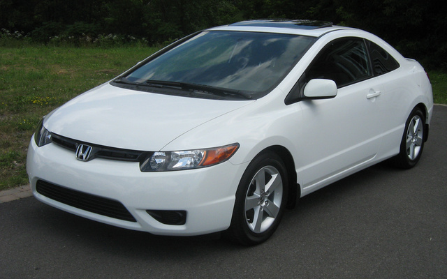 2008 Honda Civic #19