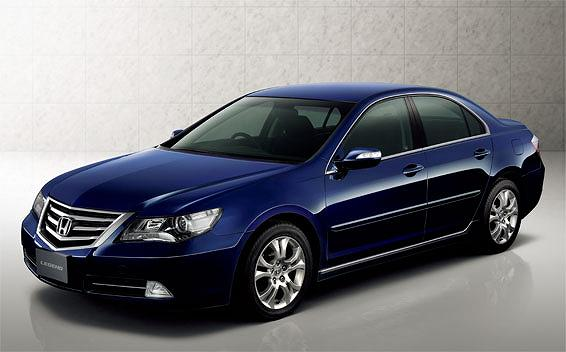 2008 Honda Legend #19