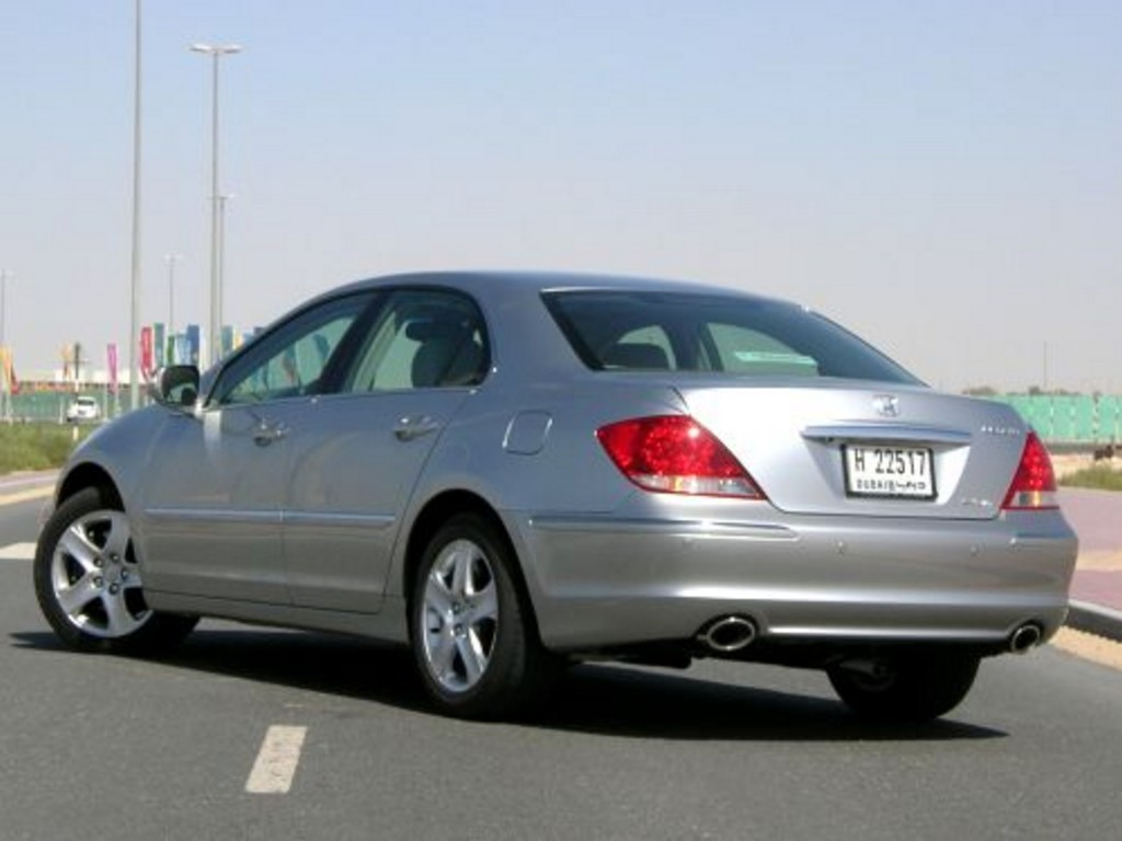 2008 Honda Legend #16