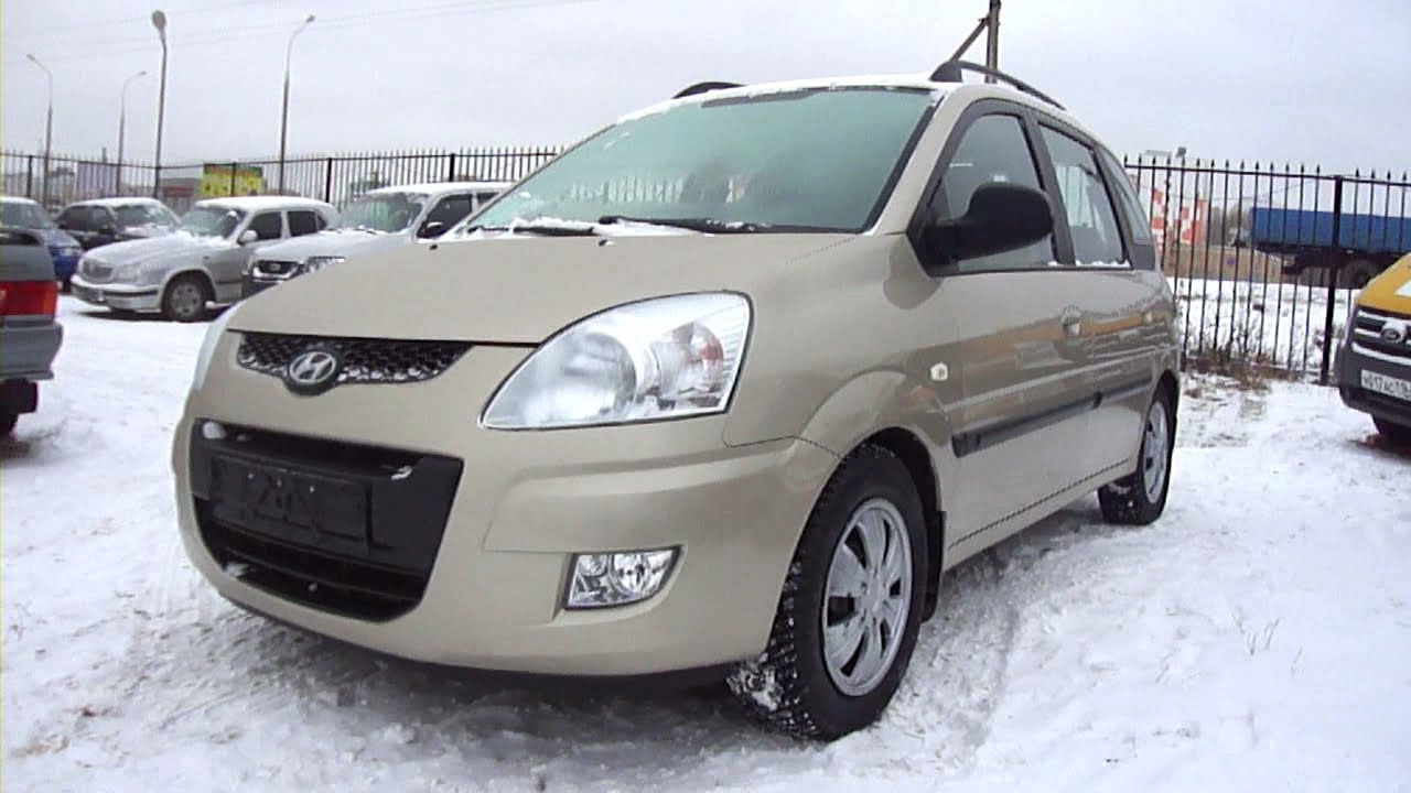 2008 Hyundai Matrix #19