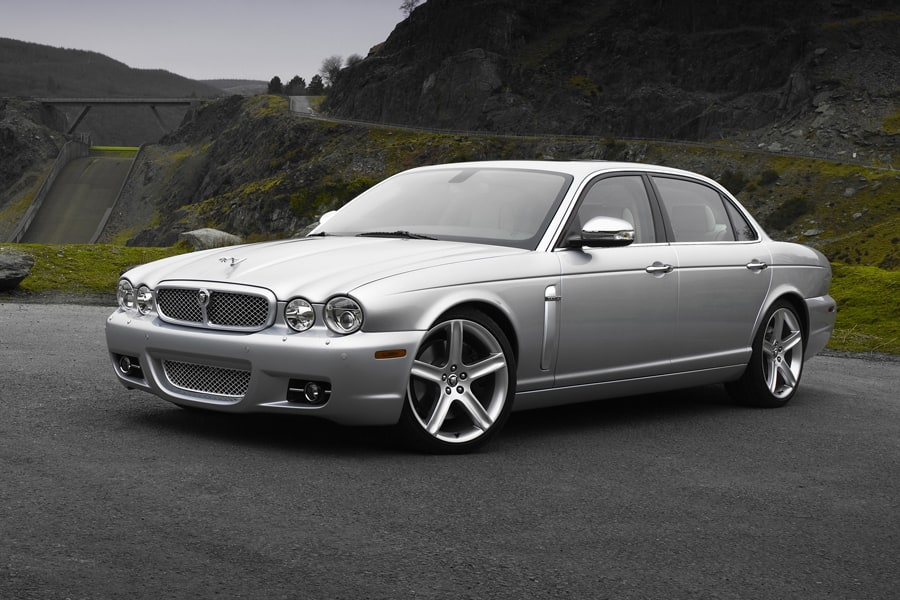2008 Jaguar Xj8 Photos Informations Articles