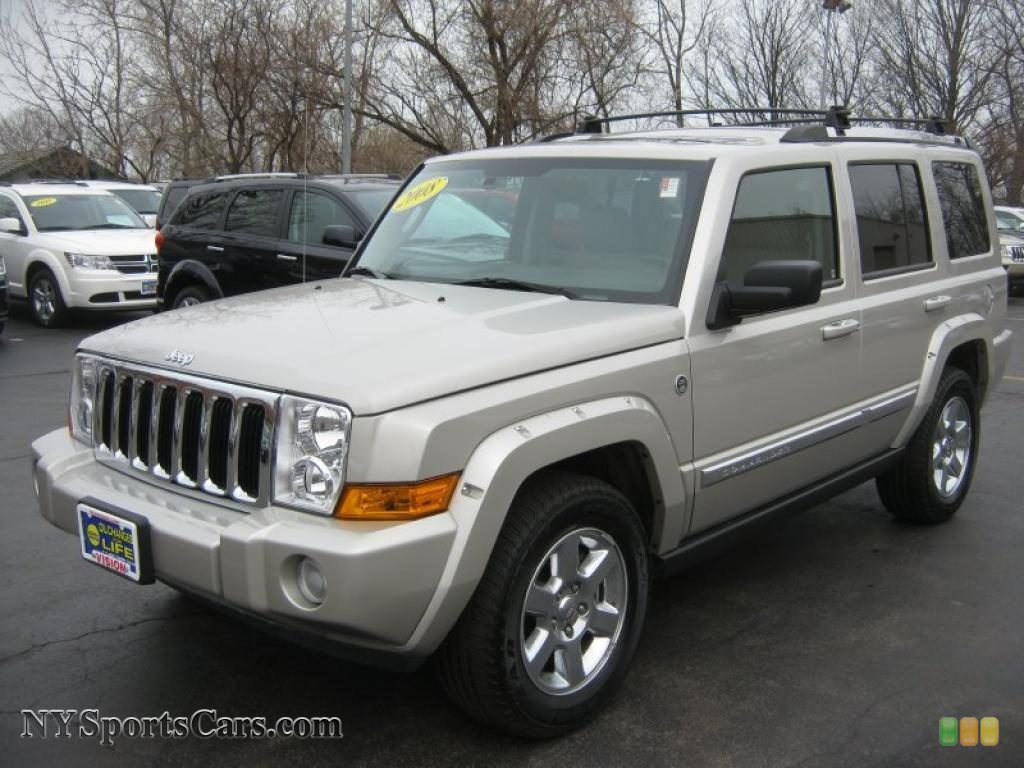 2008 Jeep Commander #19