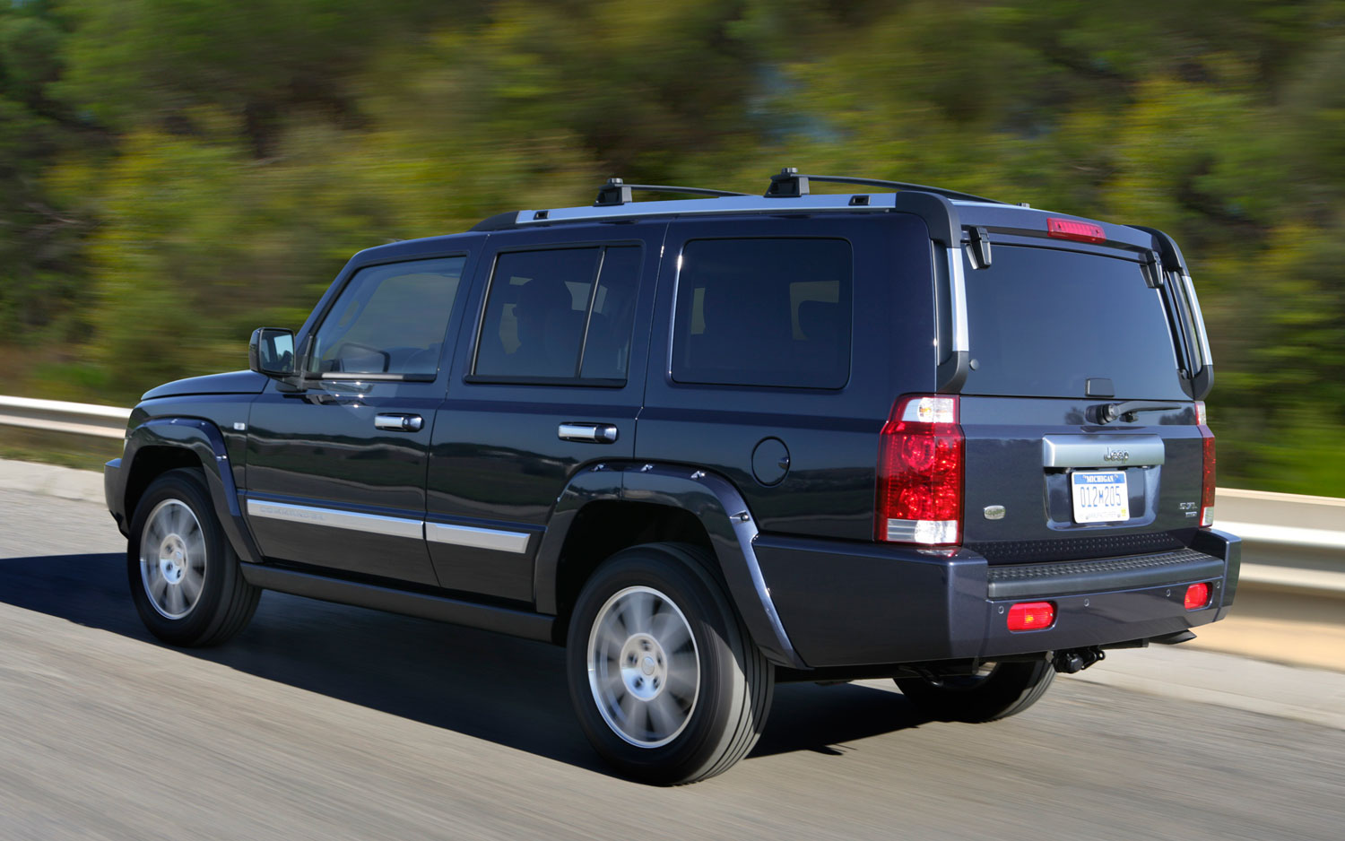 2008 Jeep Commander #20