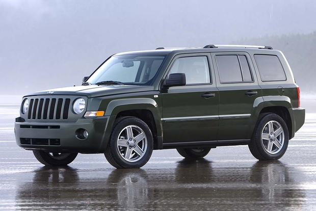 2008 Jeep Patriot #16