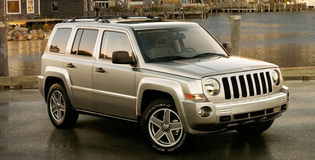 2008 Jeep Patriot #14