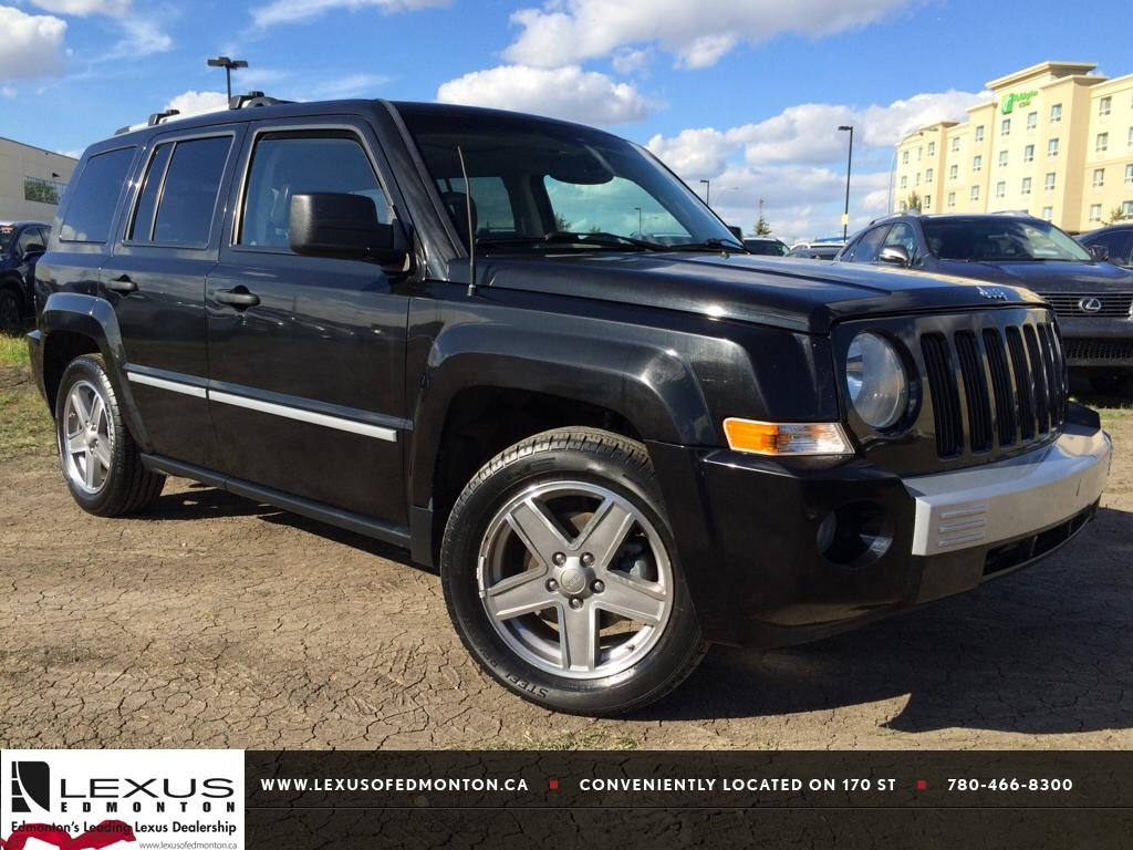 2008 Jeep Patriot #17